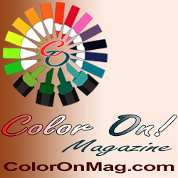 Subscribe now to Color On! Magazine